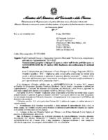 Lettera di autorizzazione