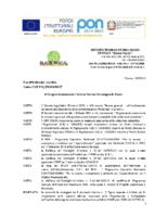 PON FESR azione 10.8 avviso pubblico personale interno
