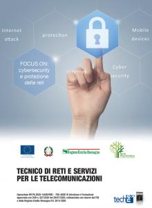 its TECNICO SUPERIORE DI RETI E SERVIZI PER LE TELECOMUNICAZIONI